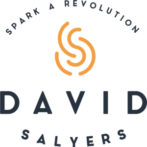 David Salyers Logo: Spark a Revolution